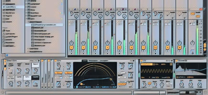 Ableton Live бесплатно