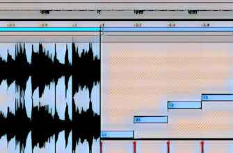 Аудио и миди-клипы в Ableton Live