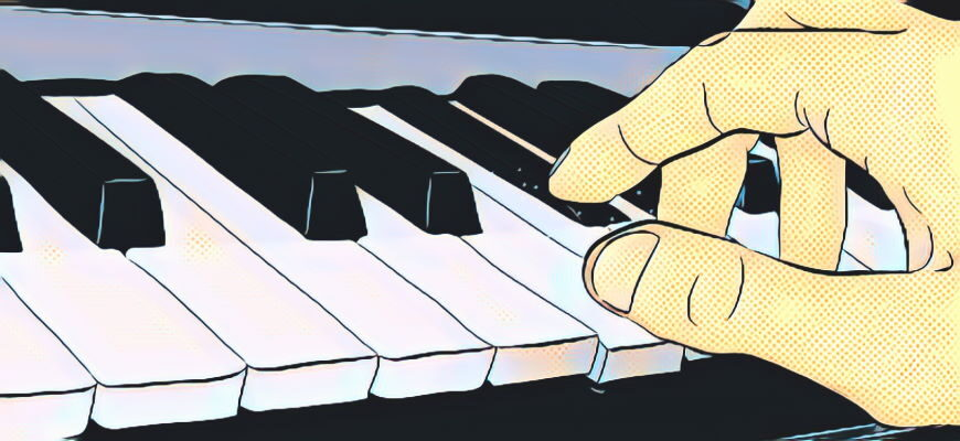 Плагин пианино