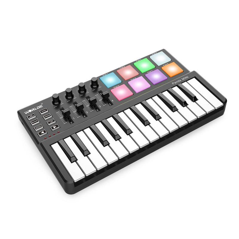 Миди клавиатура Panda Mini