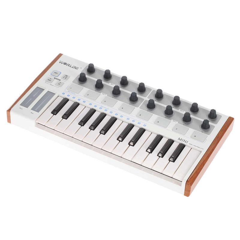 Миди клавиатура Mini