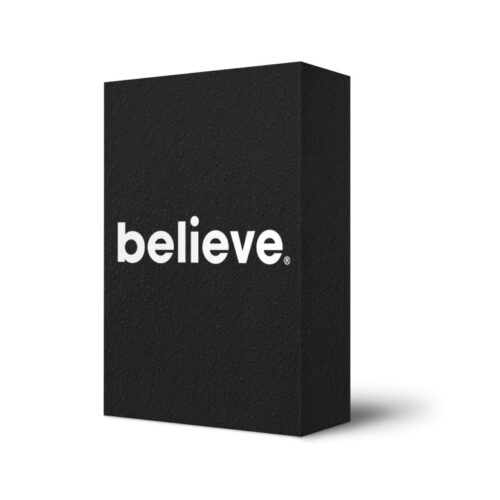 Регистрация Believe Music