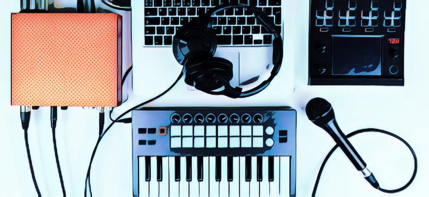 Миди клавиатура топ 10